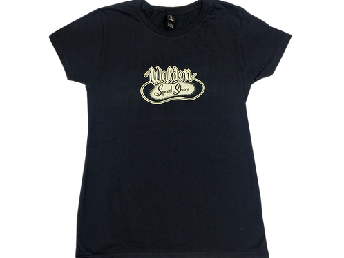 WALDEN SPEED SHOP - WOMENS WEEZNER LOGO