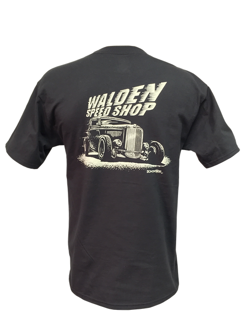 WALDEN SPEED SHOP - BO MONSTER 3 WINDOW COUPE