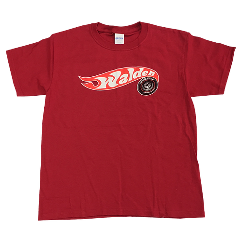 WALDEN SPEED SHOP - HOTWHEELS LOGO KIDS