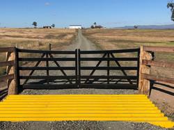 Rural Aluminium gates