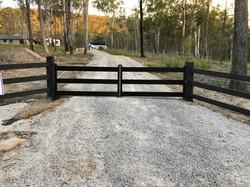 Aluminium Rural gates