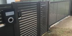 slat gates