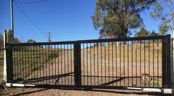 swinging automatic gates