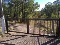automatic gates newcastle