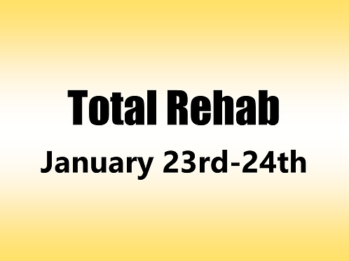 January 23rd-24th 2021 Webinar TBCE Approval #T07-11234