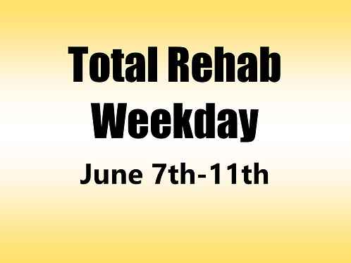 June 7th-11th 2021 Weekday Webinar TBCE Approval #T07-11243
