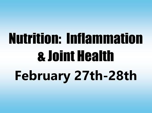 February 27th-28th 2021 Webinar TBCE Approval #T07-11410