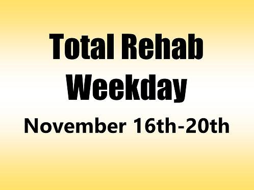 November 16th-20th 2020 Weekday Webinar TBCE Approval #T07-10814