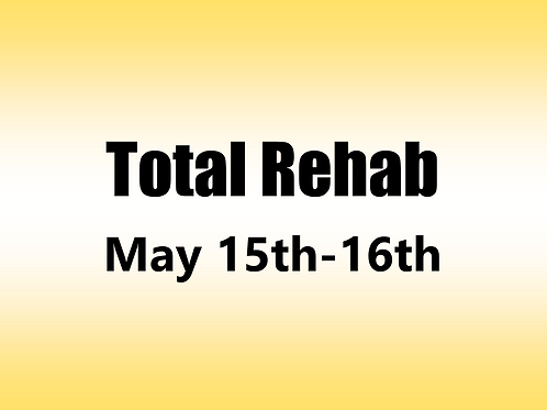 May 15th-16th 2021 Weekday Webinar TBCE Approval #T07-11242