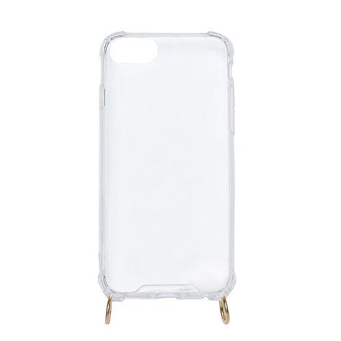 TELEFOONHOESJE VOOR KOORD (iPhone X/XS)