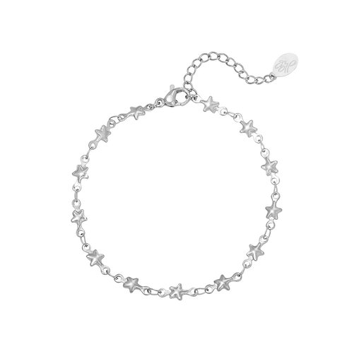 ARMBAND CHAINED STAR