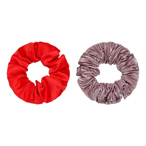 SCRUNCHIES DUO-SET