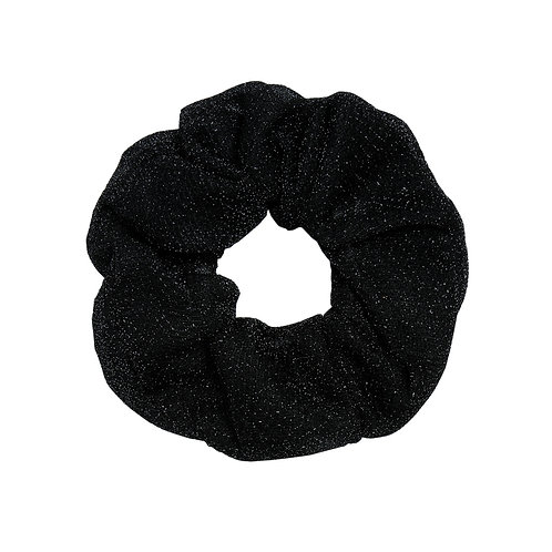SCRUNCHIE SHINY DISCO