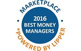 2016 Best Money Manager Rankings