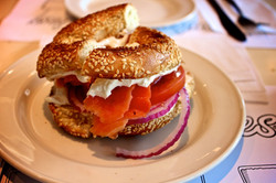 menu2abagel-lox & cream cheese