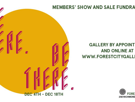 2020 Members' Show and Sale