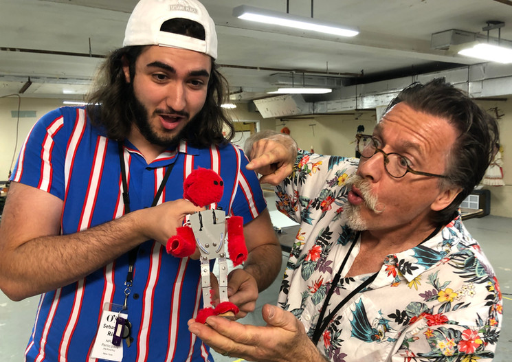 National Puppetry Conference