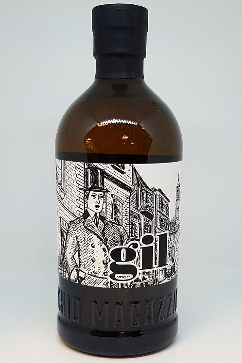 Gil Authentic Dry Torbato Italiano, Vecchio Magazzino Doganale, gin