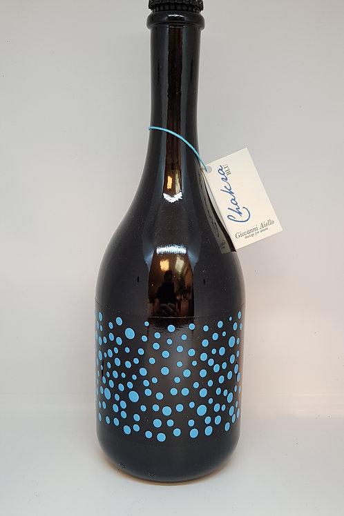 Chakra blu, Giovanni Aiello, licht mousserende wijn