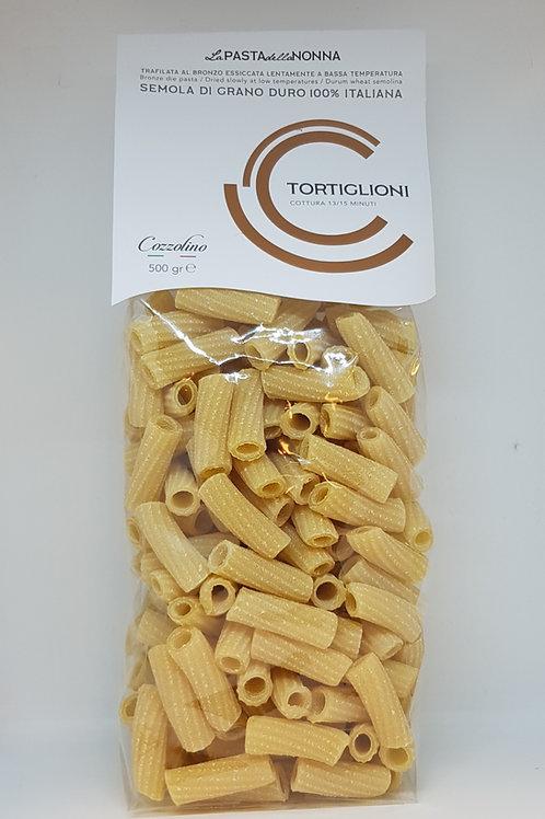 Tortiglioni, Italiaanse pasta