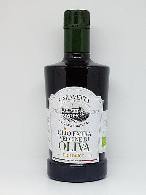 Caravetta biologische extravergine olijfolie