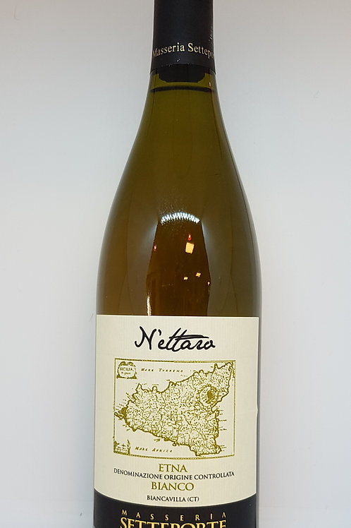 Etna Bianco, 2015, Masseria Setteporte, witte wijn