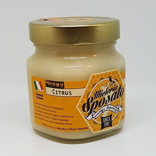 Miele di agrumi, citrushoning