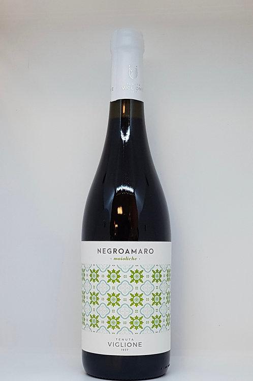 Negroamaro, Italiaanse rode wijn