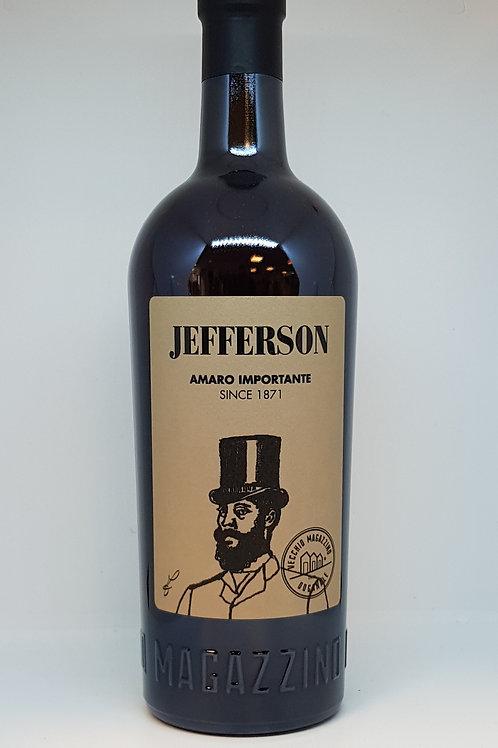 Jefferson Amaro Importante, Vecchio Magazzino Doganale, likeur