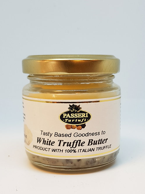 Potje boter met witte truffel