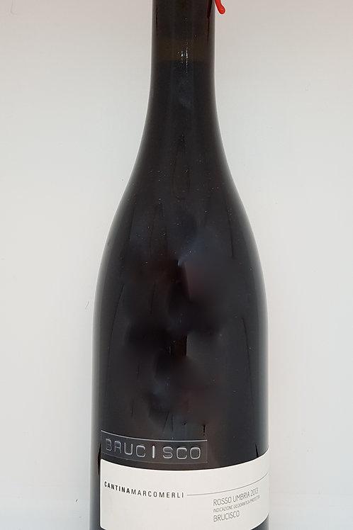 Brucisco, 2013, Cantina Marco Merli, rode wijn