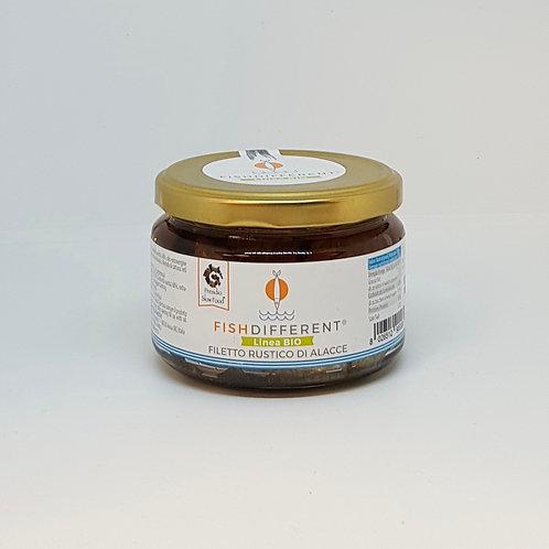 Italiaanse sardientjes in zout en olijfolie