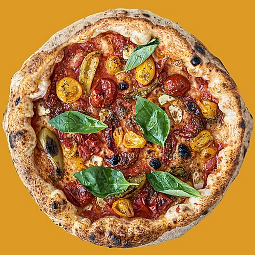 Nnea pizza - Quattro Pomodori