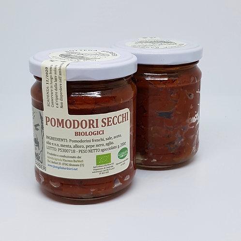 Pomodori Secchi, biologische zongedroogde tomaat
