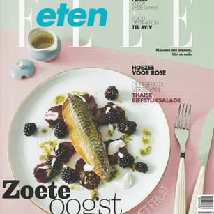 Cover Elle Eten