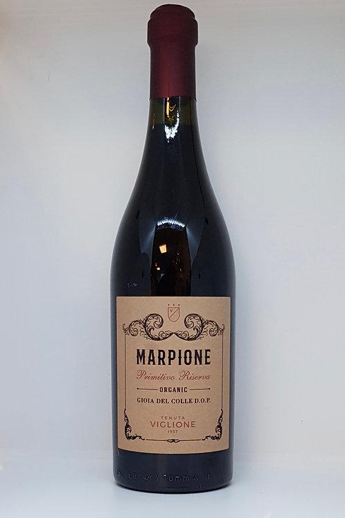 Marpione, Zuid-Italiaanse rode wijn