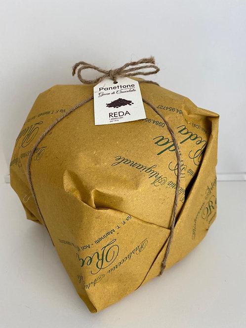 Panettone chocolade 750 gr, Pasticceria Reda