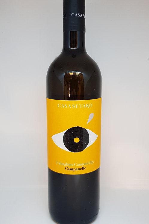 Campanelle Falanghina Campania, Casa Setaro, witte wijn