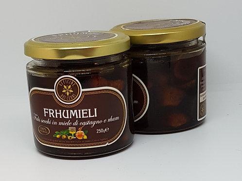 Frhumieli, Gedroogde vijgen in rum en kastanjehoning