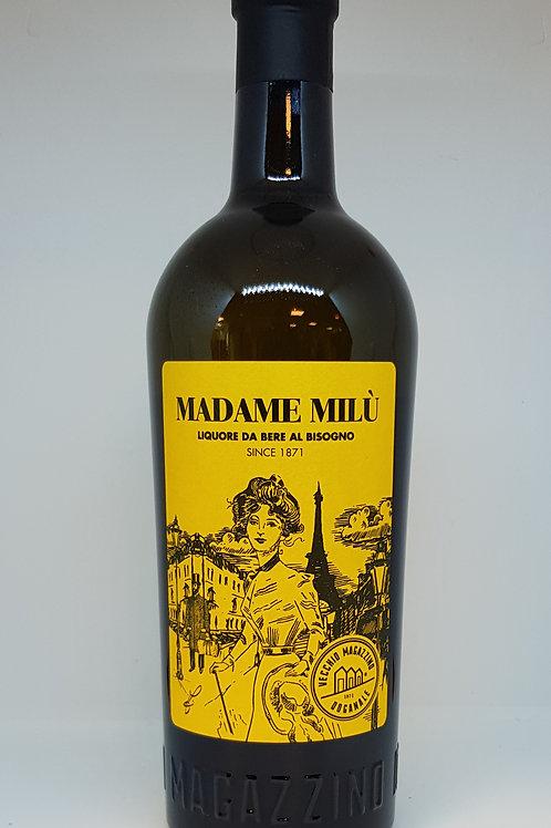 Madame Milu Erbe Aromatiche, Vecchio Magazzino Doganale, likeur