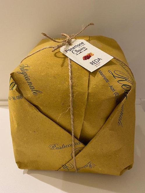 Panettone classico 750 gr, Pasticceria Reda