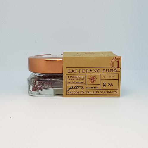 Saffraan, 0,5 gram, Zafferano del Re