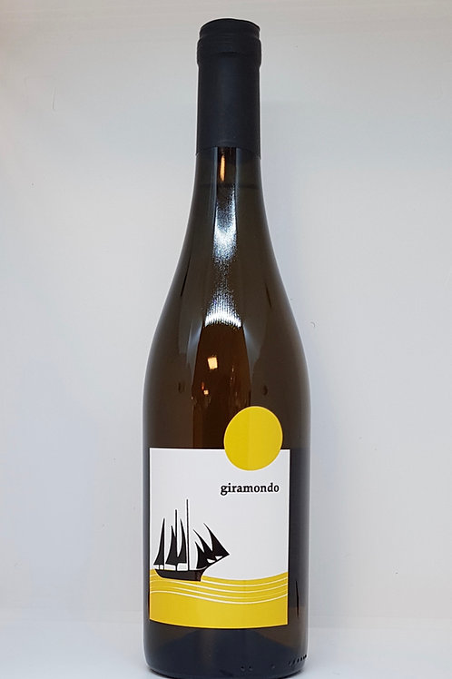 Giramondo, witte wijn uit Italië