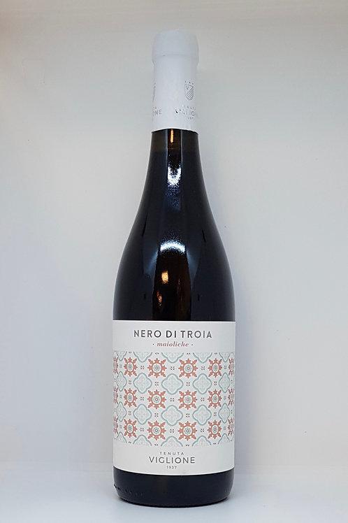 Nero di Troia, rode wijn