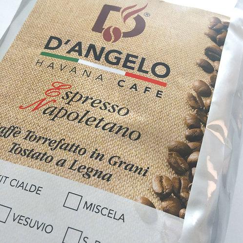 Italiaanse decaffeinato koffie