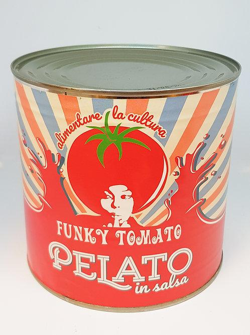 Funky Tomato pomodoro pelato, gepeelde tomaten