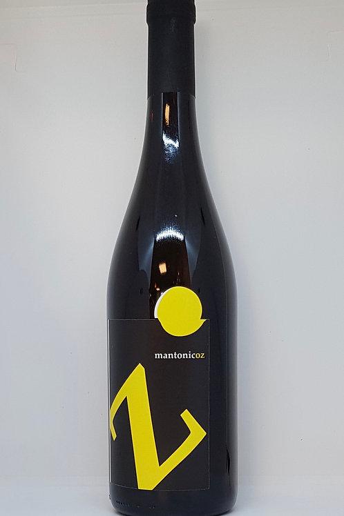 Mantonicoz, witte Italiaanse wijn