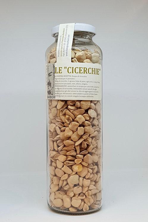 Le Cicerchie, biologische peulvrucht in pot