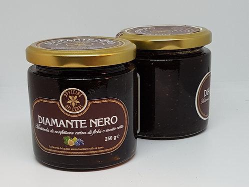 Diamante Nero, Confituur van vijgen en druivensap