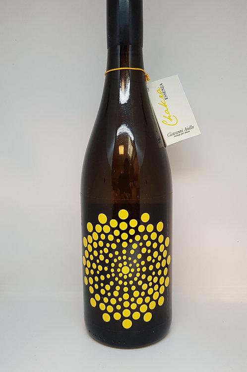 Chakra essenza, Giovanni Aiello, witte wijn